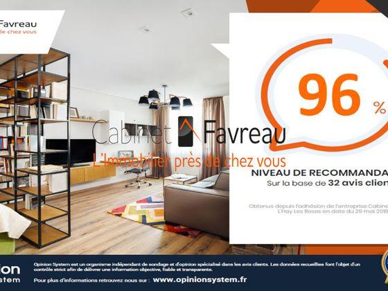 Vente maison 4 pièces 82,1 m2