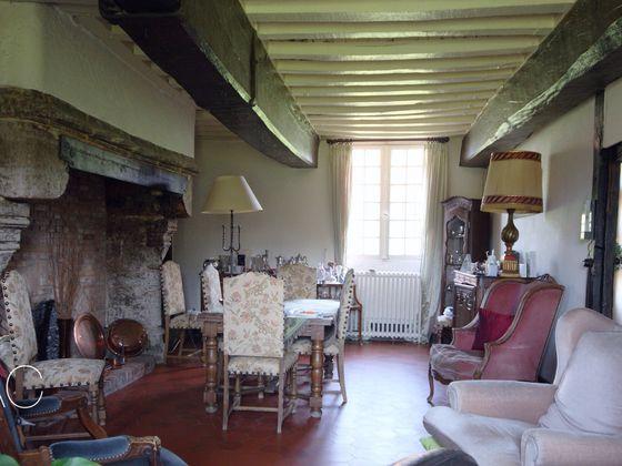 Vente maison 6 pièces 258 m2
