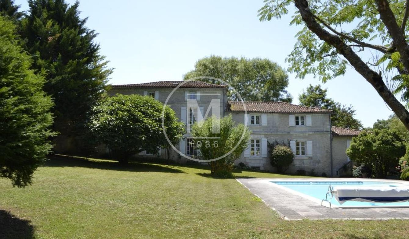 Maison avec piscine Angouleme