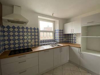 Appartement 3 pièces 77,48 m2