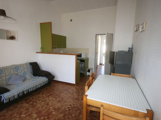 Vente studio 27,4 m2