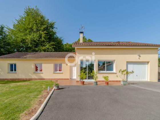 Vente maison 5 pièces 137 m2