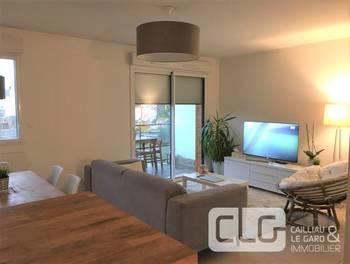 Appartement 2 pièces 52,78 m2