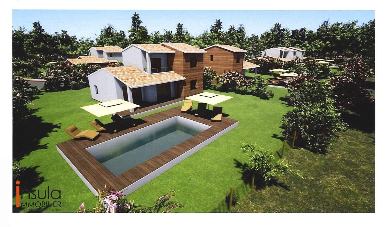 Villa avec piscine Lecci