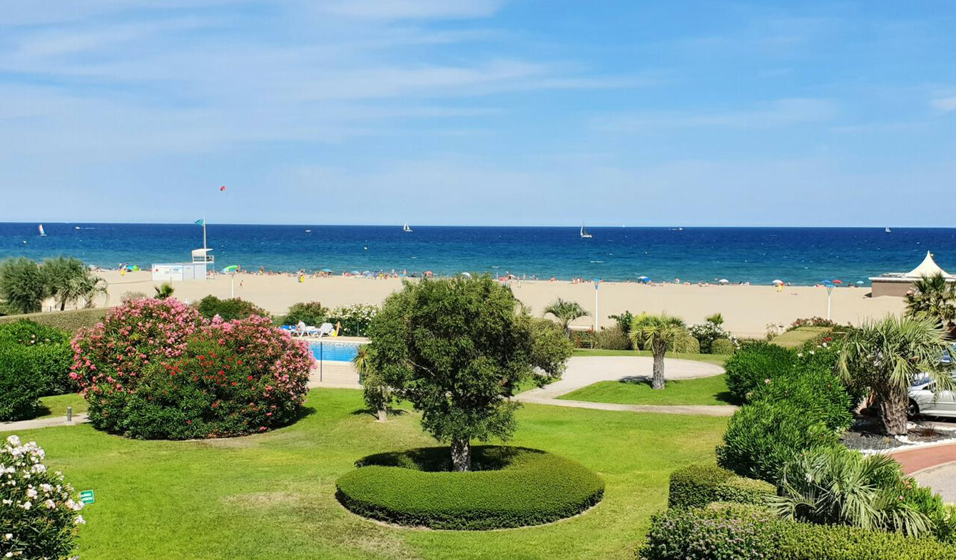 Appartement avec terrasse et piscine Canet-en-Roussillon