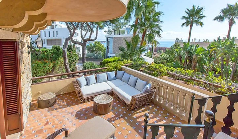 Appartement avec terrasse et piscine Cas Català