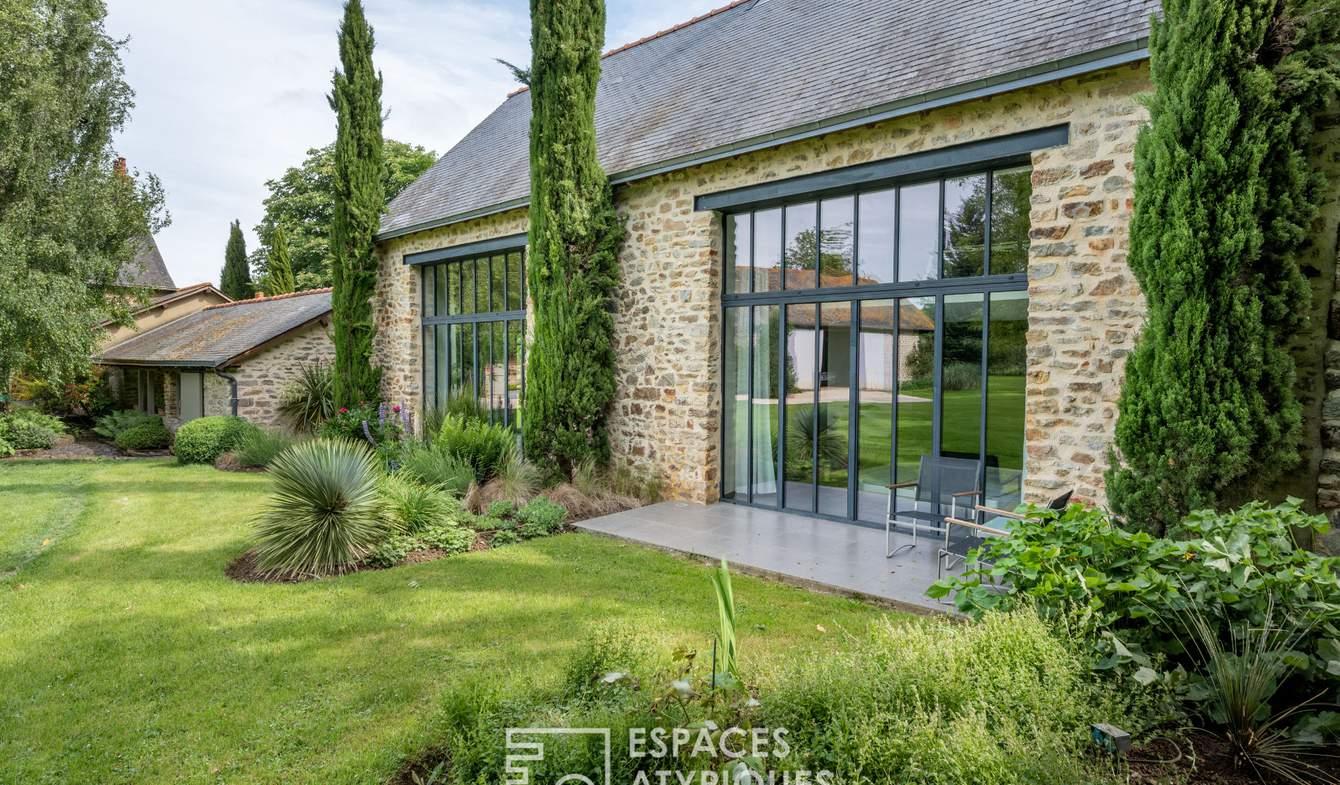 Maison avec terrasse Saint-Pierre-la-Cour