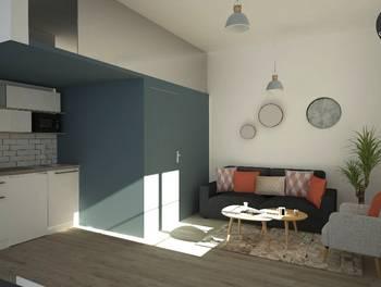 Studio 17,7 m2