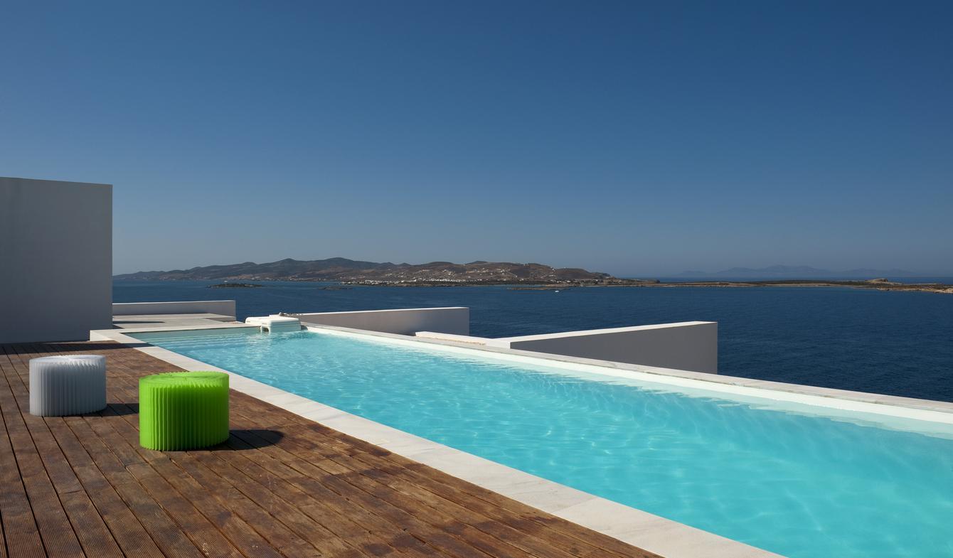 Villa avec piscine Cyclades