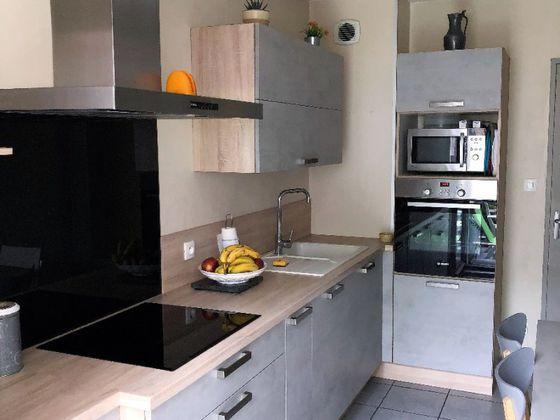 vente Appartement 5 pièces 107 m2 Saint-Etienne