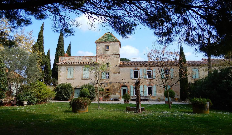 Propriété avec piscine Carcassonne