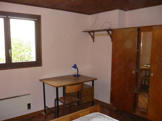 Location chambre meublée 17 m2