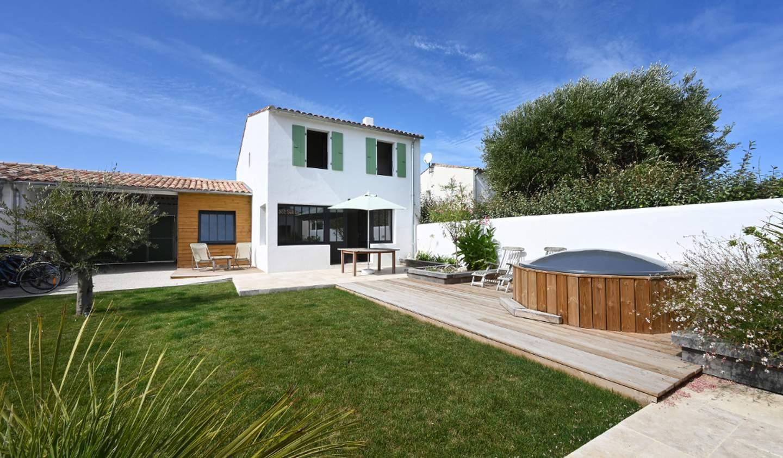 Maison avec jardin et terrasse Saint-Clément-des-Baleines