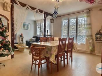 Appartement 5 pièces 84,13 m2