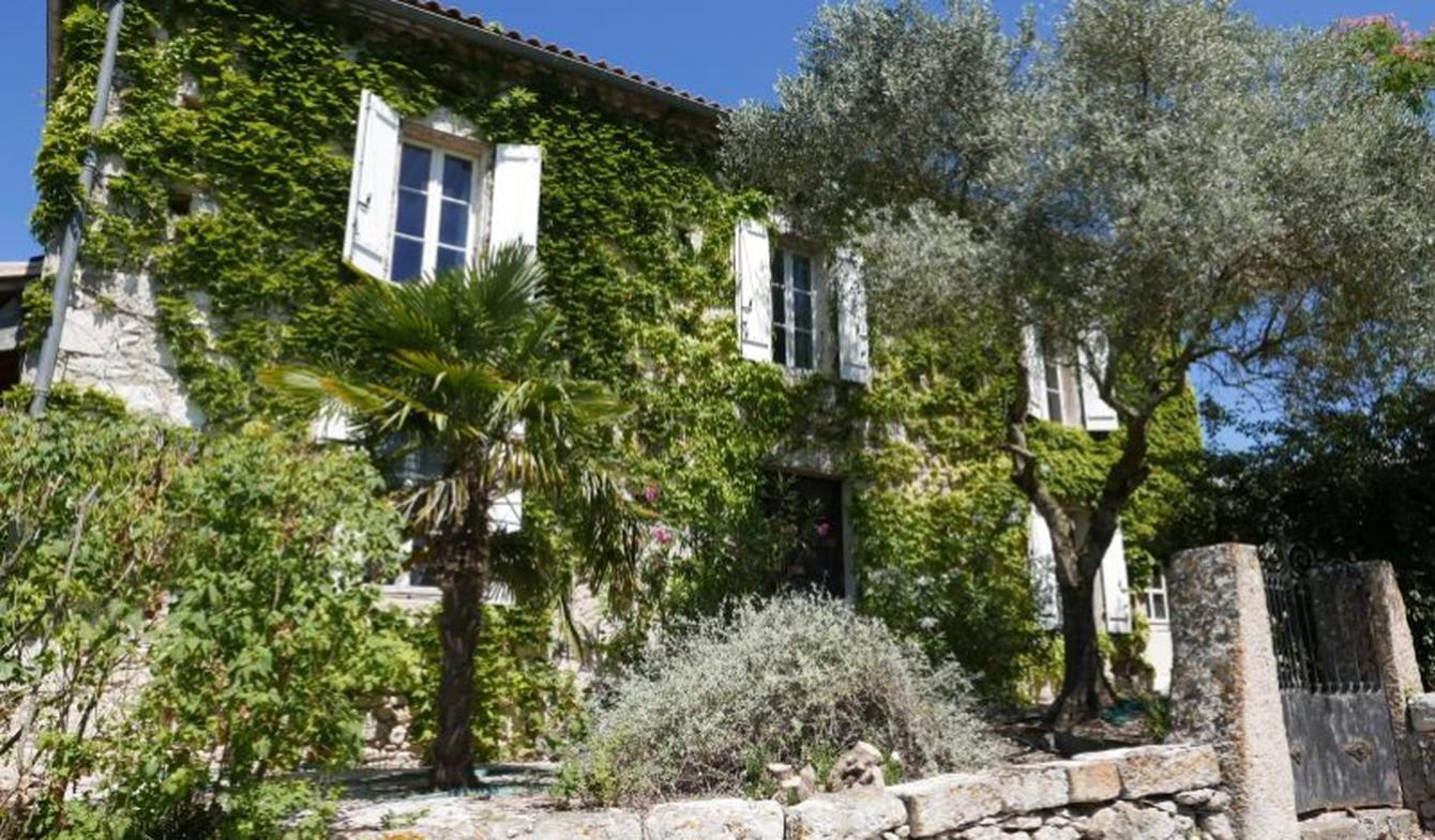 House with pool and terrace Saint-Clar