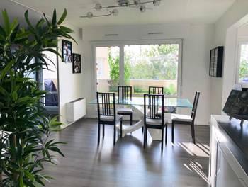 Appartement 4 pièces 77,36 m2