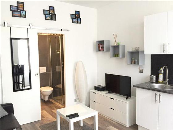 vente Studio 17 m2 Bordeaux