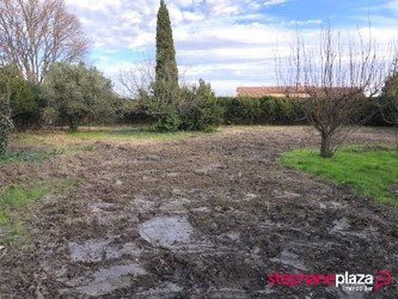Vente terrain 1774 m2