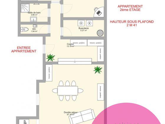 Vente divers 9 pièces 490 m2