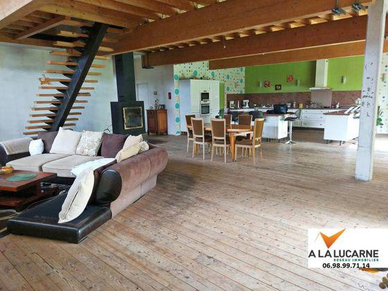 Vente maison 6 pièces 241 m2