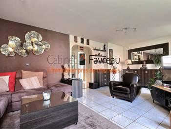 Appartement 3 pièces 71,6 m2