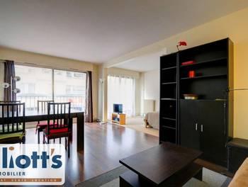 Appartement meublé 2 pièces 54,77 m2