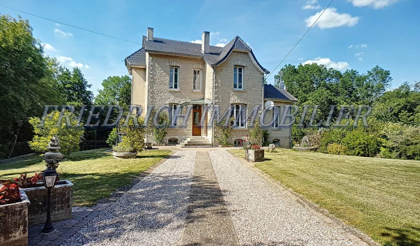 Maison avec terrasse Clermont-en-Argonne