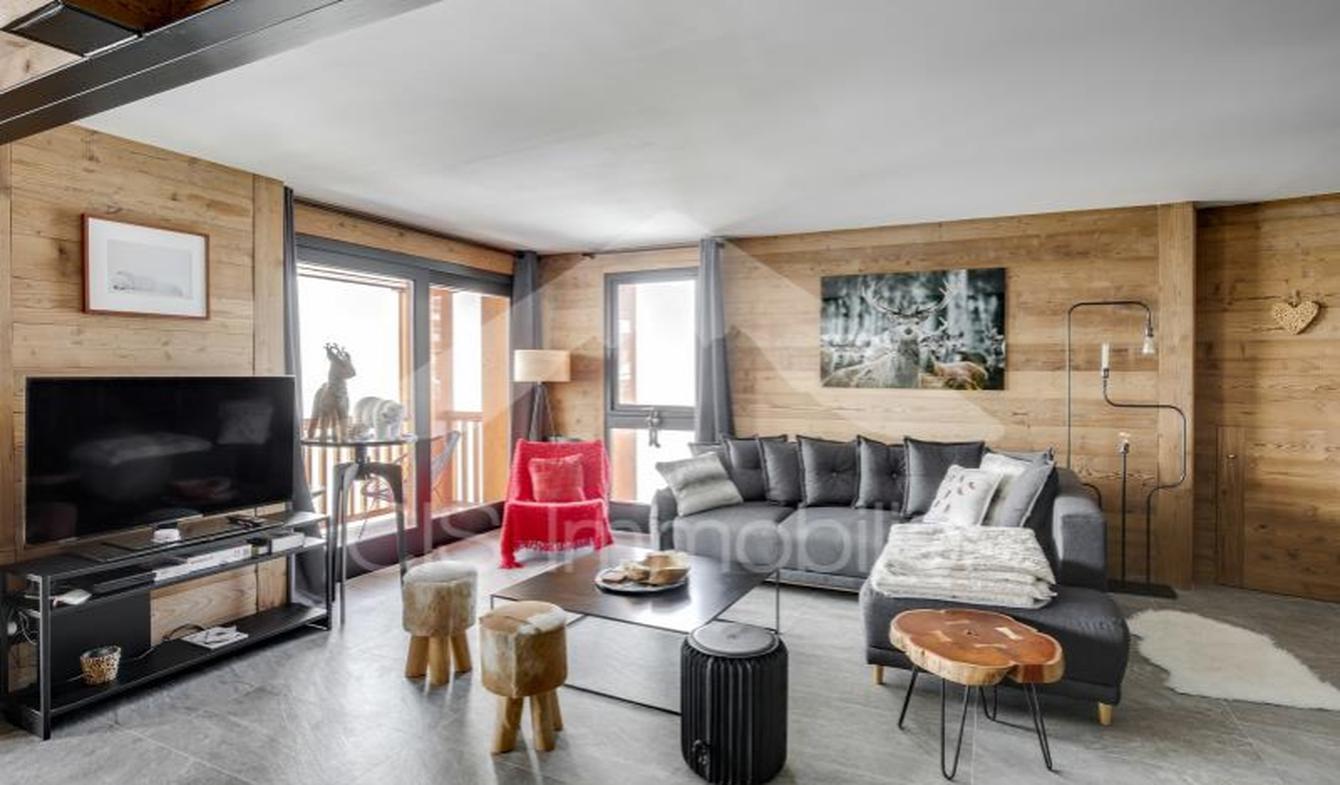 Appartement Méribel-les-Allues