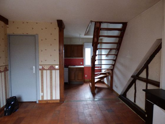 Location appartement 2 pièces 29 m2