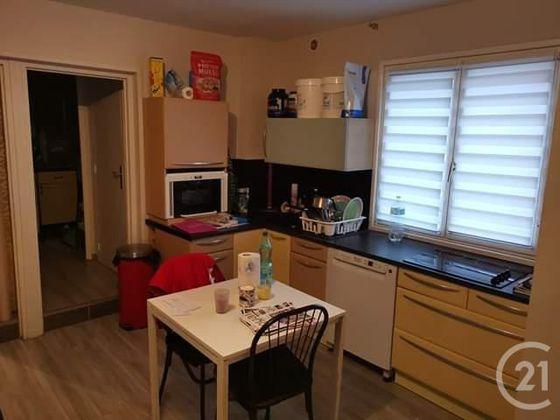 Location appartement 1 pi ce 35 65 m 330 douai 59 - Cuisine 21 douai ...