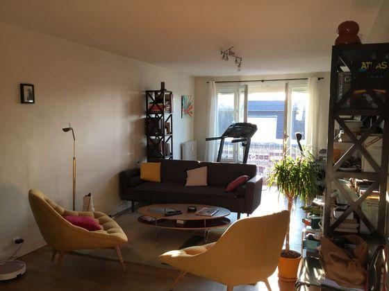 Vente appartement 4 pièces 77,32 m2