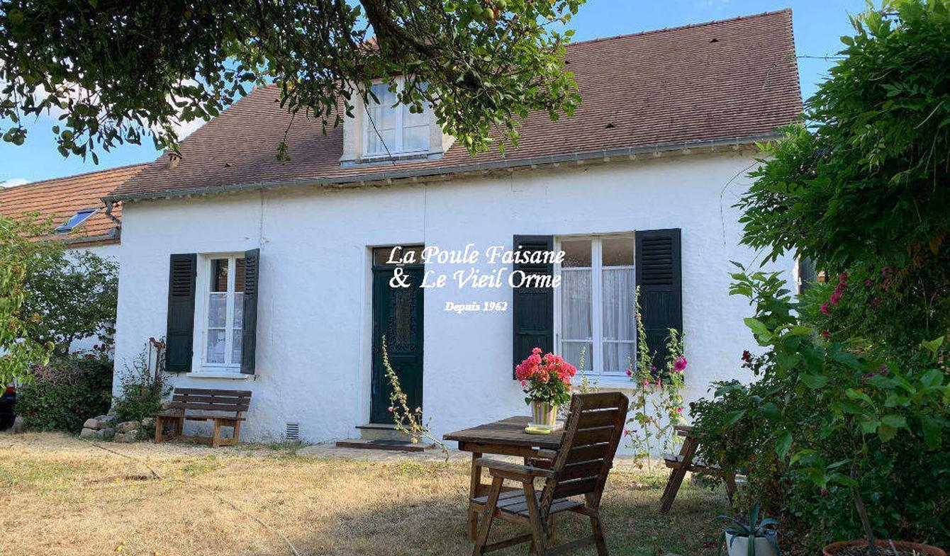 Maison Saint-Léger-en-Yvelines