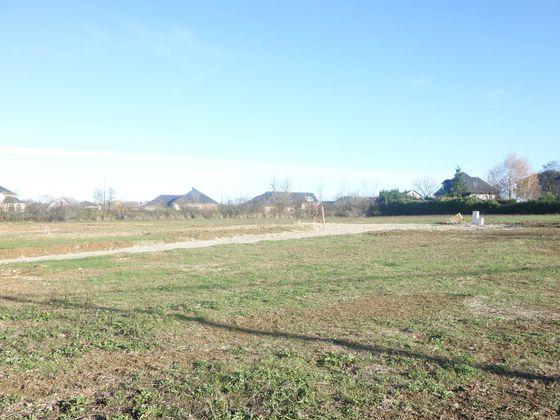 Vente terrain 1258 m2