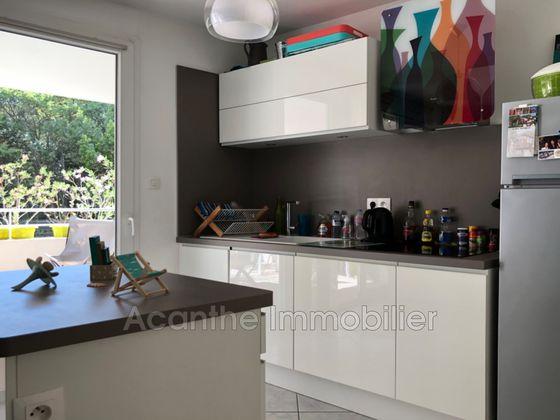 Vente appartement 2 pièces 46,48 m2