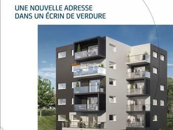 Appartement 4 pièces 87,89 m2