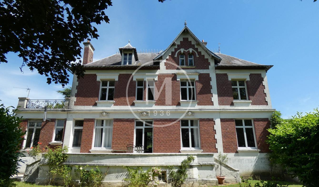 Maison avec terrasse Chauny