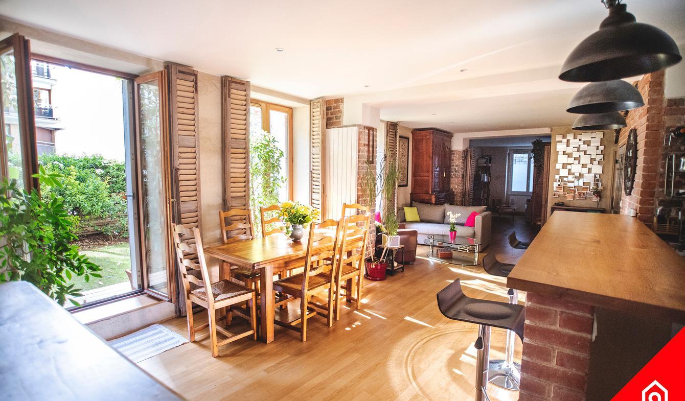 Appartement avec terrasse Paris 11ème