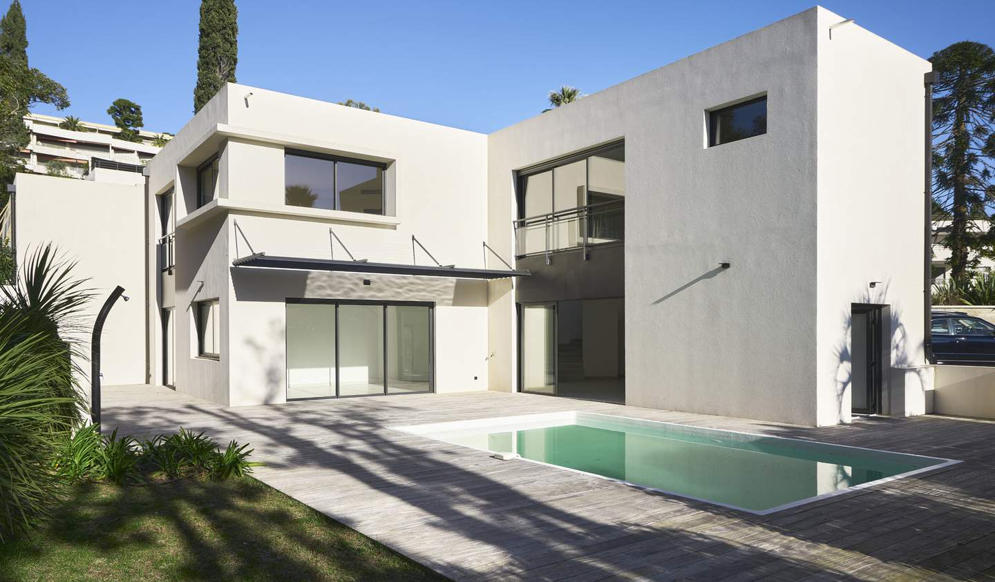 Villa with garden and terrace Cannes