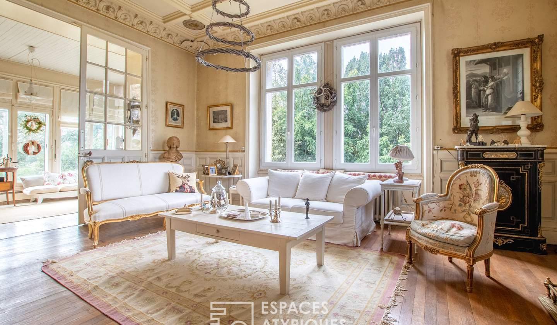 Maison avec piscine et terrasse Saint-Georges-sur-Loire