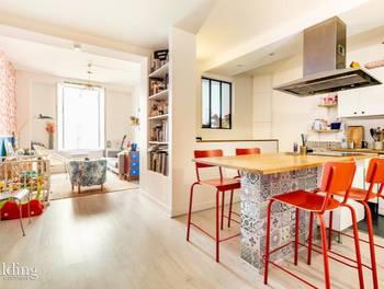 Appartement 3 pièces 58,36 m2