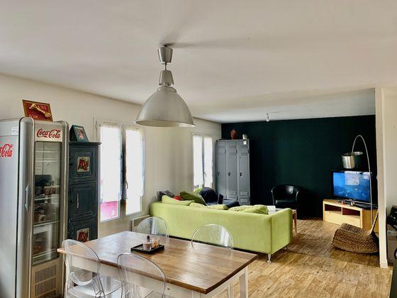 Vente appartement 3 pièces 75,7 m2