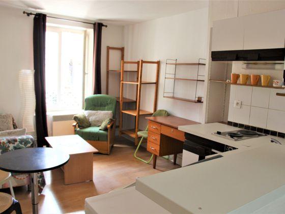 Location appartement 2 pièces 22,24 m2