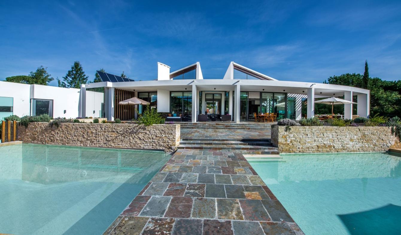 Villa avec piscine en bord de mer District de Faro