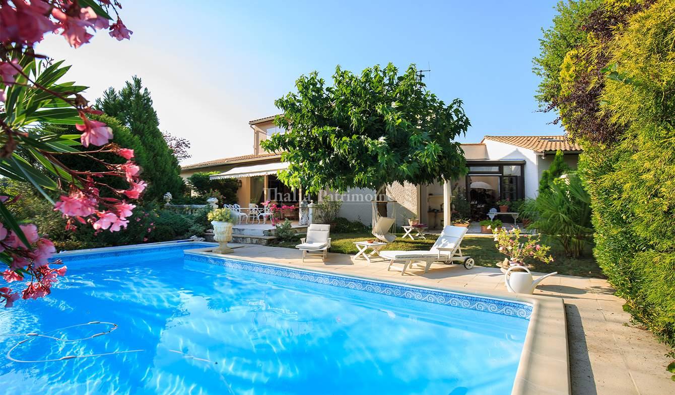 Maison avec piscine Carignan-de-Bordeaux