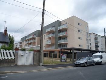 Appartement 2 pièces 43,43 m2