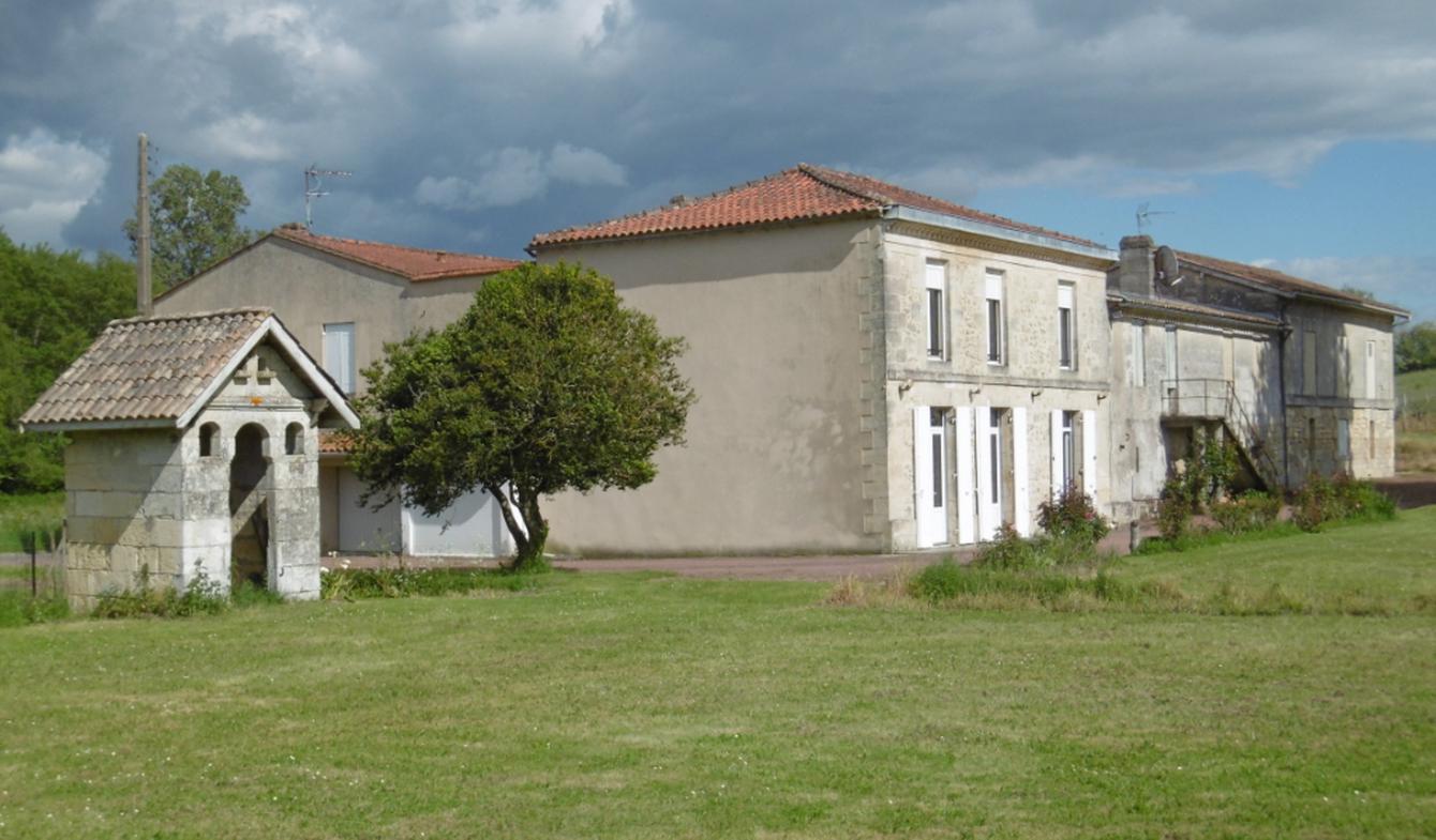 Castle Bourg sur gironde