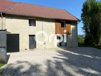 maison à Plainoiseau (39)