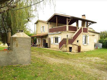 maison à Moncrabeau (47)