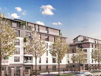 Appartement 3 pièces 60,12 m2