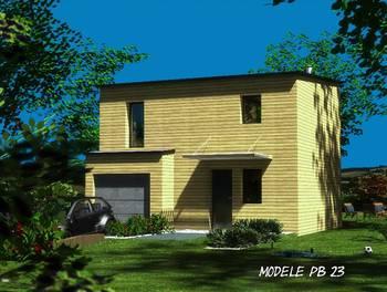 Maison 3 pièces 80,81 m2